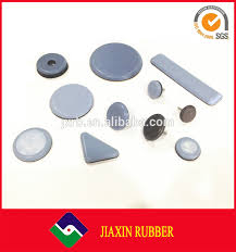 Silicone Rubber Rubber Pads Furniture Teflon Furniture Felt