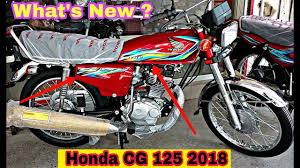 2018 honda 125 price. delighful price honda cg 125 2018 new model review full specificationsfeaturespricerelease  date pakistani bikes and honda price e