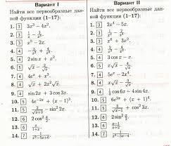 Рабочая программа по алгебре и началам математического анализа  hello html m7d6e61d6 jpg