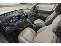 2018 ford explorer interior. Simple Ford 2018 Ford Explorer Explorer 2 Intended Ford Explorer Interior