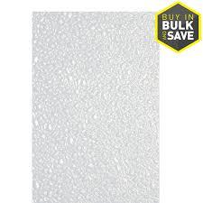 48 in x 8 ft embossed white fiberglass reinforced plastic frp wall