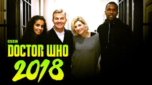 Doctor Who: New Companions 2018 Reaction! - YouTube