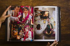 Indian Wedding Photo Album Design Online Top 10 Places For Your Wedding Albums In India The Wedding Vow