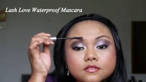 day and night makeup tutorial mary kay into the garden by patricia bonaldi