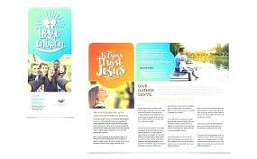 Free Blank Tri Fold Brochure Templates Interestor Co