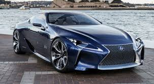 5 things we know about the production Lexus LF-LC
