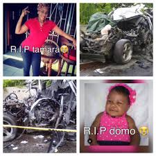 Mobay Tory - MBT - Mother and Baby died in car accident in ...
