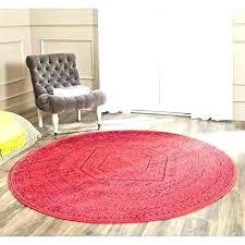 3 ft round rug 6 foot terrific feet rugs at 4 bath jute
