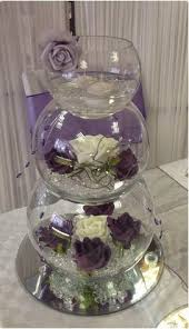 Fish Bowl Decorations For Weddings Luxury wedding fish bowl decorations ideas with flowers Home 21