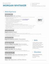 Great Resume Templates Inspirational Resume Beautiful Resume
