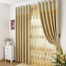 modern unique window curtains are nice for living room window curtain double rods