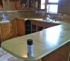 Diy Faux Granite Countertops Diy Why Spend More Faux Granite Countertops