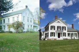 How To Renovate A Historic Homeand Live To Tell The Tale Curbed - Exterior house renovation