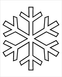 Snowflake Templates 49 Free Word Pdf Jpeg Png Format Download