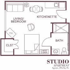Assisted Living Floor Plans  Ella Springs Senior Living CommunityAssisted Living Floor Plan