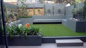 Modern Small Garden Design Photos Designer Greater London Anewgarden
