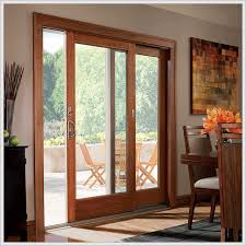 glass sliding doors exterior 3 panel sliding patio door wood framed patio sliding glass