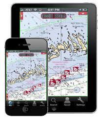 Ipad Charting Apps Has Ecdis Reached The Small Screen