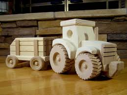 Hand made wood toys