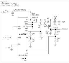 3 3v lithium ion cell buck boost supply requires one inductor Buck Boost Transformer Schematic this buck boost circuit assumes the buck (linear regulator) mode buck boost transformer circuit diagram