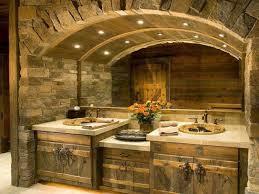 Cabin Bathroom Rustic Cabin Bathroom Bathroom Design Ideas