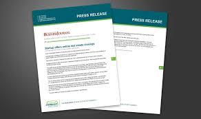 Press Release Format Modern Google Search Press Release