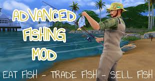Emily CC Finds — Advanced Fishing by Stacie (Sims 4) Requires: Base...
