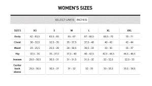 Helly Hansen Jacket Size Chart Leftlane Sports Helly Hansen Bellevue Coat Womens