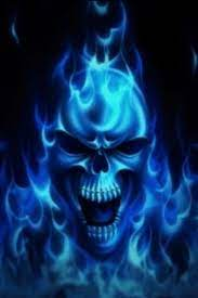 free live skull wallpapers posted by