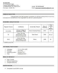 Iti Resume Format] Professional Curriculum Vitae Resume Template ...