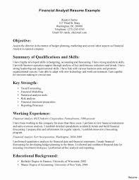 Data Analyst Resume Example Business Analyst Skill Resume Beautiful Big Data Analyst Resume 30