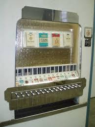Fawn Vending Machines Impressive Vintage 48 Cigarette Vending Machine Fawn Mfg 48Owner 4809070633