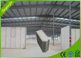 eps styrofoam roof insulated precast concrete sandwich panels lightweight