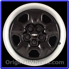 Camaro Bolt Pattern
