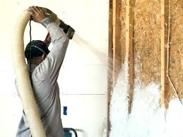 blown in wall insulation cost calculator diy