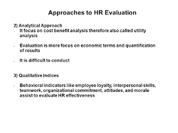 ehr evaluating hr effectiveness chapter the e hr ppt 18 approaches