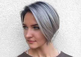 Femme A Cheveux Gris Cheveux Naturels 2019