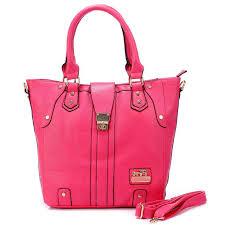 Bag · Coach Turnlock Medium Fuchsia ...