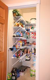 Kitchen Pantry Closet Organization Captivating Kitchen Home Furniture Design Complete Impressive Wall