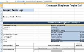 receipt template xls get construction billing invoice template excel xls excel xls