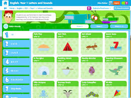 The lanternfish phonics resource section has greatly expanded. English Worksheets That Focus On Phonics Educationcity