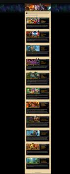 Wow Class Chart Useful Guides Resources Wow Classic Barrens Chat