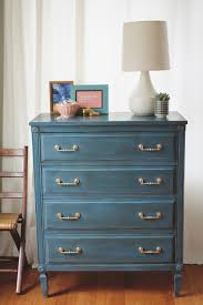 What color to paint furniture Gray For My Own Portfolio Shot The Dresser In My Home And Styled It With Few Items In Her Color Scheme Just To Show How Well It Works With The Neutrals Annie Sloan Colors Love Aubusson Blue Dresser Simpler Design