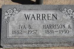 Iva B Isley Warren (1882-1957) - Find A Grave Memorial