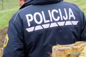 PREDŠOLSKI OTROCI NA OBISKU POLICIJSKE POSTAJE LJUTOMER