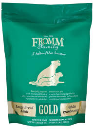 fromm gold large breed formula dry dog food