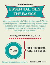 Avery 8383 Event Invitations The Oil Posse