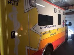 newcastle ambulance service