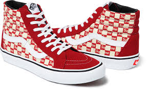 vans supreme. release reminder: this supreme x vans collection drops tomorrow u