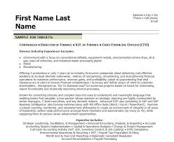 Executive Format Resume Template Awesome Finance Executive Resume Template Professional Portfolio In's And